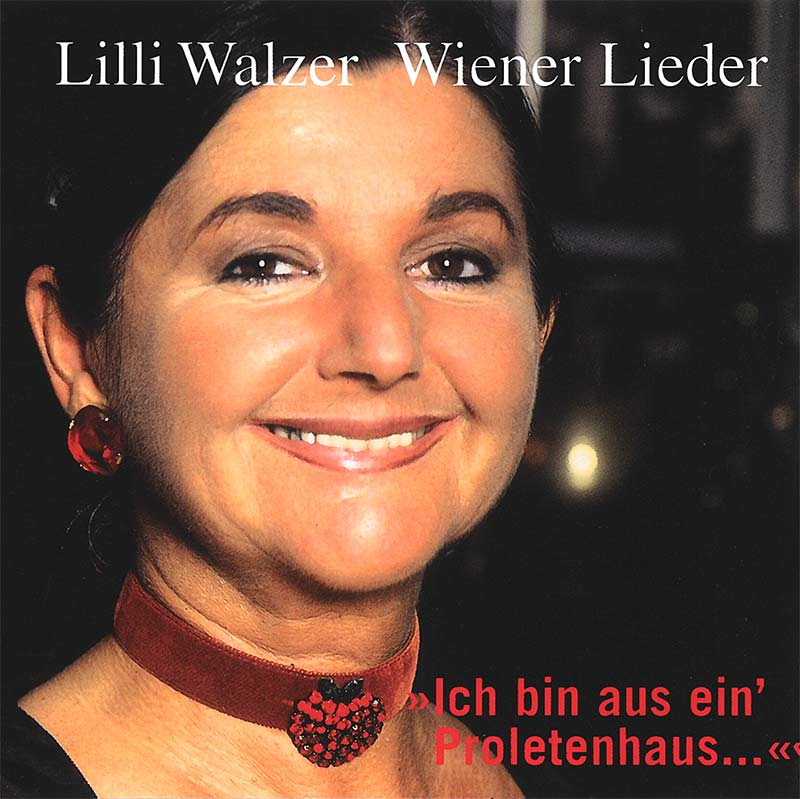 Lilli Walzer Wiender Lieder